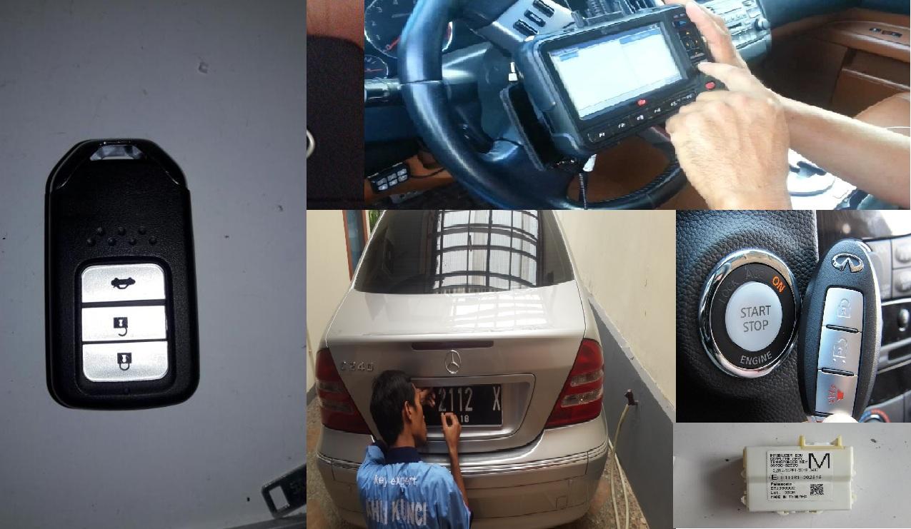 Ahli Duplikat Kunci Mobil Semarang