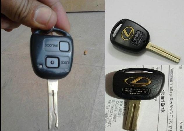jasa duplikat kunci mobil lexus