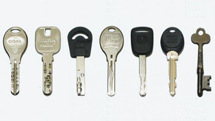 Duplikat kunci pekanbaru